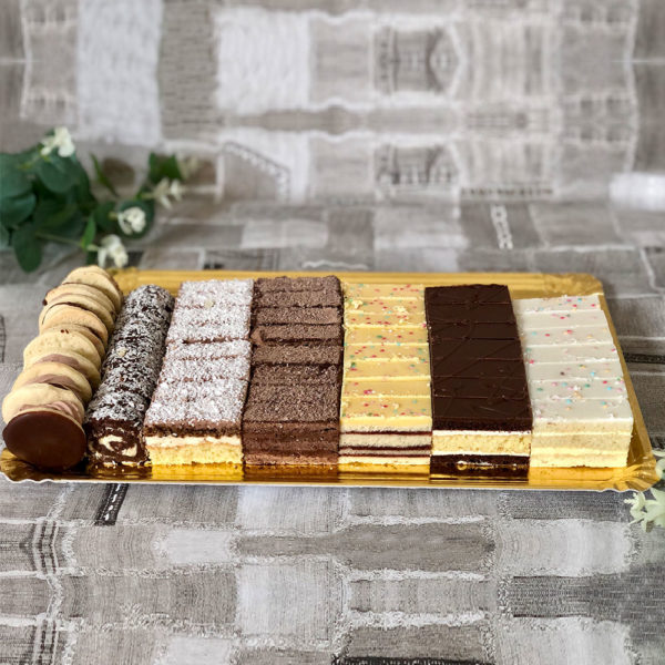 Prăjitură asortata